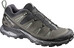 Salomon X Ultra LTR Hiking Shoes Men black/autobahn/green clay